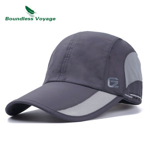 Boundless Voyage Unisex Polyester Cotton Dad Hat