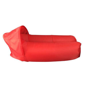 ZHIHUI Outdoor Portable Single Inflatable Sleeping Bag
