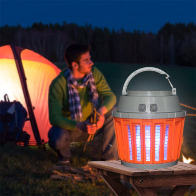 Portable Lantern Tent Light Mosquito Killer