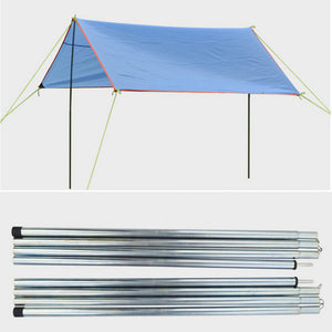 2pcs/set Tent Pole 8.5mm