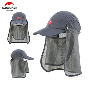 Naturehike Outdoor Unisex Men Women Anti-UV Sun Hat