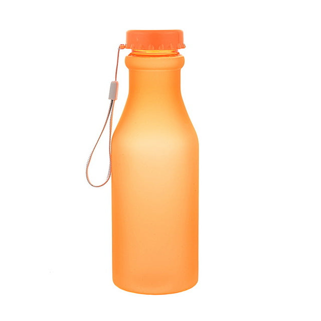 Portable Plastic Water Bottle