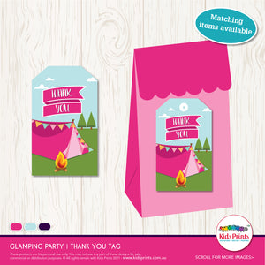 Thank You Tags | Printable Tags | Party Tags