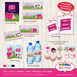 Party Printable Packs