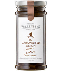 BEERENBERG CARAMELISED ONION CHUTNEY