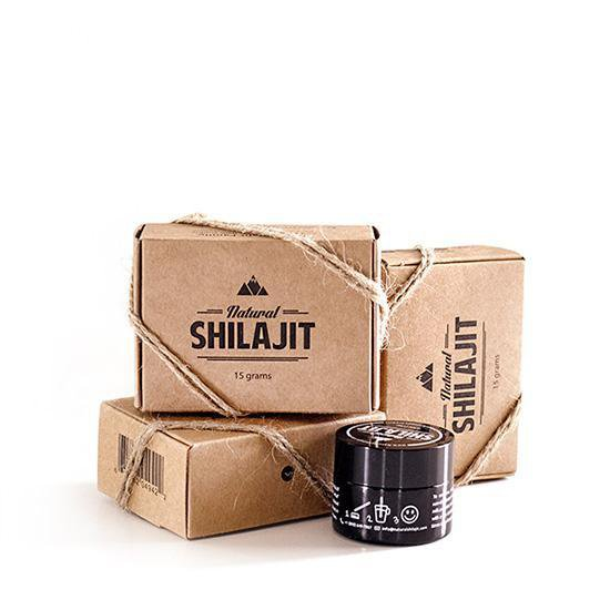 NATURAL SHILAJIT RESIN - Tatemae Honne
