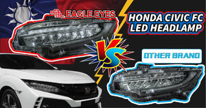 Eagle Eyes LED Headlamp Different Truly Different