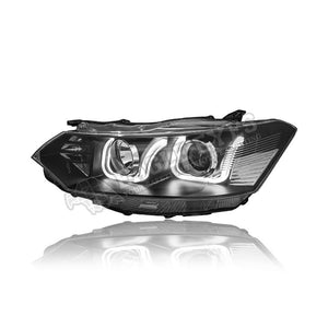 Toyota Vios XP150 Projector U-Concept Headlamp 13-16 (High Spec)
