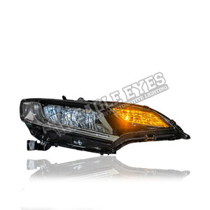 Honda Jazz GK5 LED  Signal + One Touch Blue+WC Headlamp  13-20 (RS Style V2)