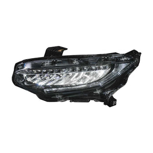Honda Civic FC LED Sequential Signal Headlamp 16-19 (V1)