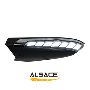 Toyota C-HR LED Sequential Mirror Lamp + Cover 16-18