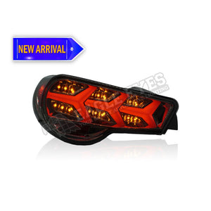 Toyota GT-86 LED Sequential Signal Taillamp 12-16