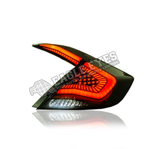 Honda Civic FC LED Sequential Signal Taillamp 16-19 (V5)