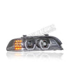 BMW 5 Series E39 Projector LED Headlamp 95-03 (Angle Eyes)