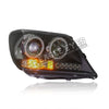 Toyota Fortuner AN50/AN60 Projector Headlamp 06-08 (Extreme LED Ring)