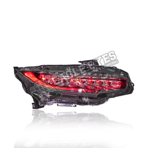 Honda Civic FC LED Sequential Signal + Red Welcome Light Headlamp 16-19 (V5)