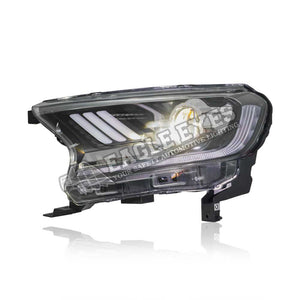 Ford Ranger T7 LED Projector Sequential Headlamp 16-19