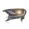 Ford Ranger T7 Projector LED Projector Sequential Signal + One Touch Blue + Welcome Light Headlamp 16-19 (V3)