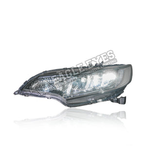 Honda Jazz GK5 LED Sequential Signal + One Touch Blue + Welcome Light Headlamp  13-20 (RS Style V4)