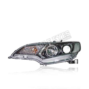 Honda Jazz GK5 LED Headlamp 13-19 (RS Design)
