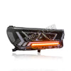 Toyota Hilux Revo Projector LED Sequential Signal Headlamp 15-20