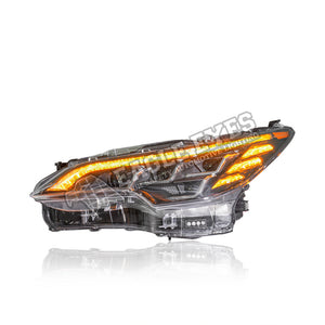 Toyota Fortuner AN150/AN160 Projector LED Sequential Signal Headlamp 15-20