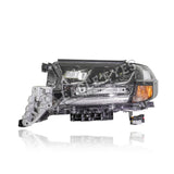 Toyota Land Cruiser Prado Projector LED Sequential Signal + Welcome Light Headlamp 16-20