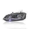 Volkswagen Polo LED Projector Sequential Signal + Welcome Light Headlamp (Facelift Design) 09-18
