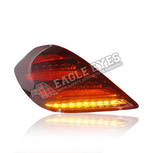 Mercedec Benz S-Class W222 LED Sequential Signal + Welcome Light Taillamp 13-17