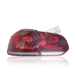 Volkswagen Golf MK6 LED Sequential Signal Taillamp 08-12