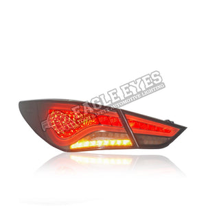 Hyundai Sonata i45 (YF) LED Sequential Signal + Welcome Light Taillamp 10-14