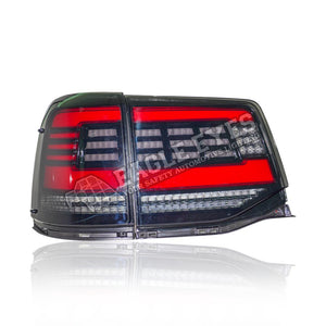 Toyota Land Cruiser FJ200 LED Sequential Signal + Welcome Light Taillamp 2016-2020