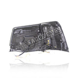 Toyota Land Cruiser FJ200 LED Sequential Signal + Welcome Light Taillamp 08-14
