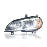 BMW X5 E70 Projector LED DRL Headlamp 08-10