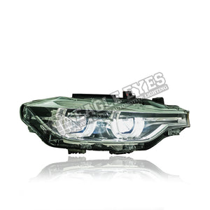 BMW 3 Series F30 LED DLR Headlamp 12-16 (LCI Design) (Pre-Facelift)