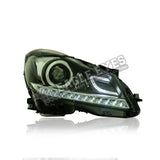 Mercedes Benz C-Class W204 Projector LED Sequential Signal Headlamp 11-14 (Facelift)
