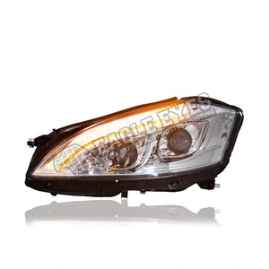 Mercedec Benz S-Class W221 Projector LED DRL Headlamp 06-09