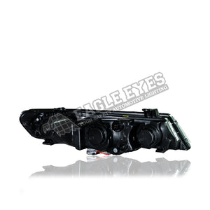 Kia Forte TD Projector LED Headlamp 08-12 (Extreme LED Ring)