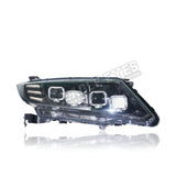 Honda City GM6 Projector LED Headlamp 14-16 (Bugatti Style)