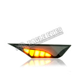 Honda Civic FC LED Sequential Signal Side Marker + Welcome light 16-19
