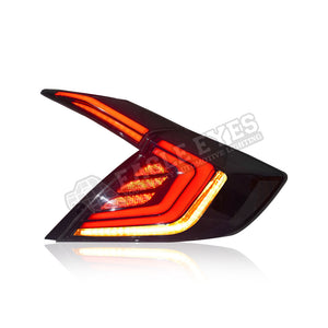Honda Civic FC LED Sequential Signal Taillamp 16-19 (V4)