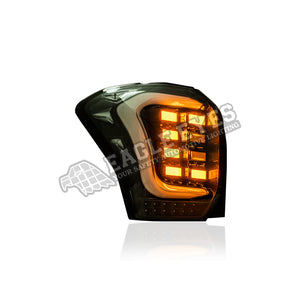 Subaru Forester LED Sequential Taillamp  14-17 (CB Look)