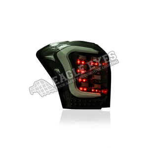 Subaru Forester LED Sequential Signal Tail Lamp  14-17 (CB Look)