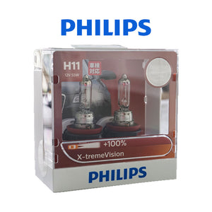 Philips X-Treme Vision Bulb 100% ( H11 )
