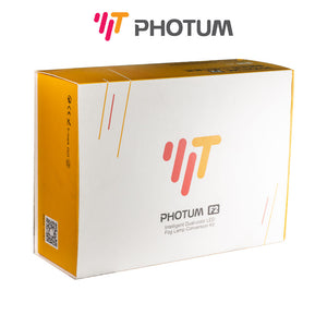 Photum F2 Dual Color LED H8/H9/H11 (Foglamp)