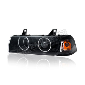 BMW 3 Series E36 Projector Cool Look Headlamp 92-99 (4-Door)