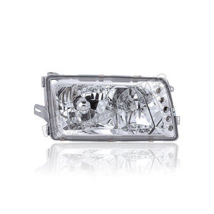 Mercedes Benz S-Class W126 LED Headlamp 80-91 (Crystal)