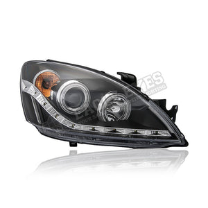 Mitsubishi Lancer Projector LED Starline Cool Look Headlamp 04-07