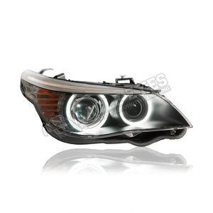 BMW 5 Series E60 Projector Cool Look Headlamp 03-10 (3D Angle Eyes)