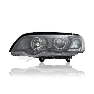 BMW X5 E53 Projector Cool Look LED DRL Headlamp 98-03